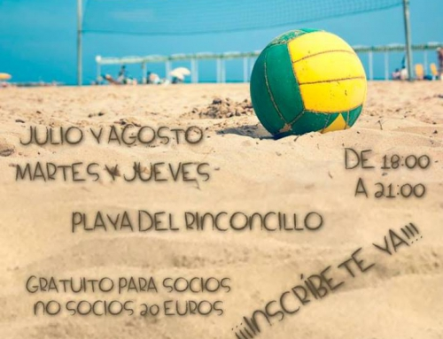 Taller de Volley-Playa en Algeciras