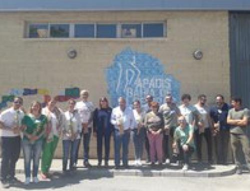 Apadis Bahía de Algeciras y la Fundación ADECCO impulsan un voluntariado para favorecer la autonomía y el empleo de las personas con discapacidad