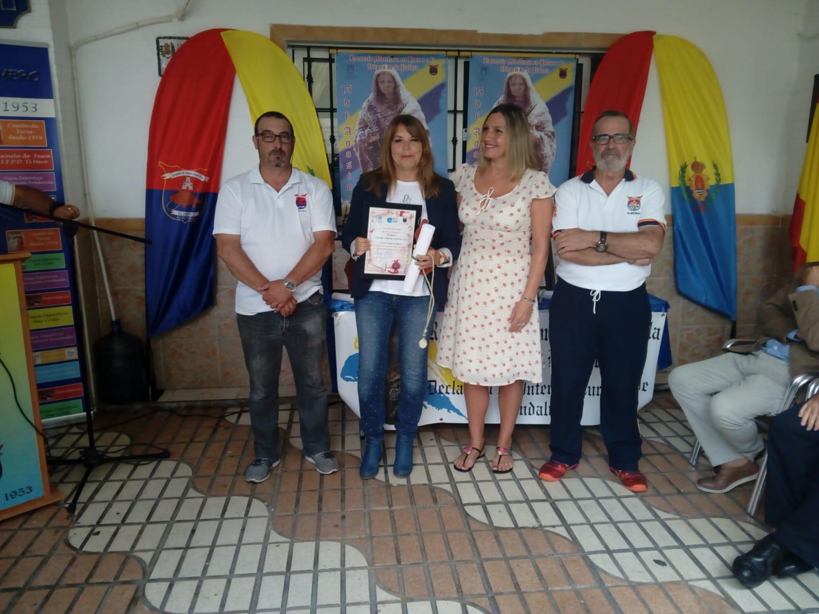 APADIS Bahía de Algeciras ha sido galardonada en la 5º Edición de los Premios Romería Marítima.