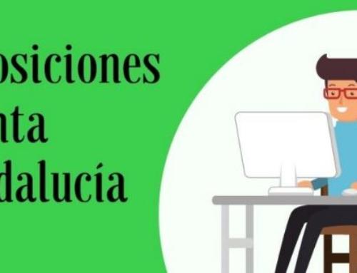 3 personas de nuestra entidad se presentan a las oposiciones del cuerpo de Auxiliar administrativo de la Junta de Andalucía